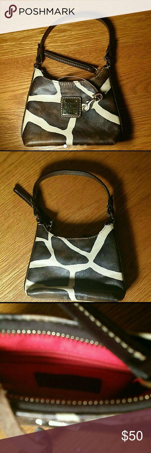 Selling this Dooney & Burke Zebra Print (Betsy Bag) on Poshmark! My username is: leannbrawley. #shopmycloset #poshmark #fashion #shopping #style #forsale #Dooney & Bourke #Handbags