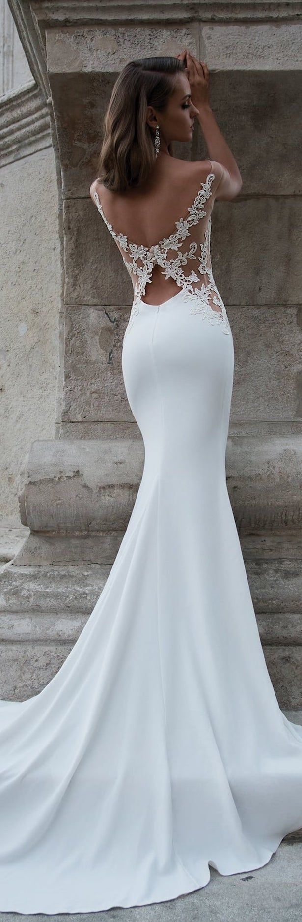 435 best Wedding ideas images on Pinterest | Short wedding gowns ...