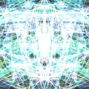 crystal ball type of deal. if not that than circular vortex :) JUDGE FOR THYSELF!!!