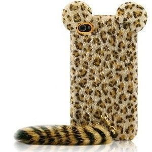 phone cover-leopard