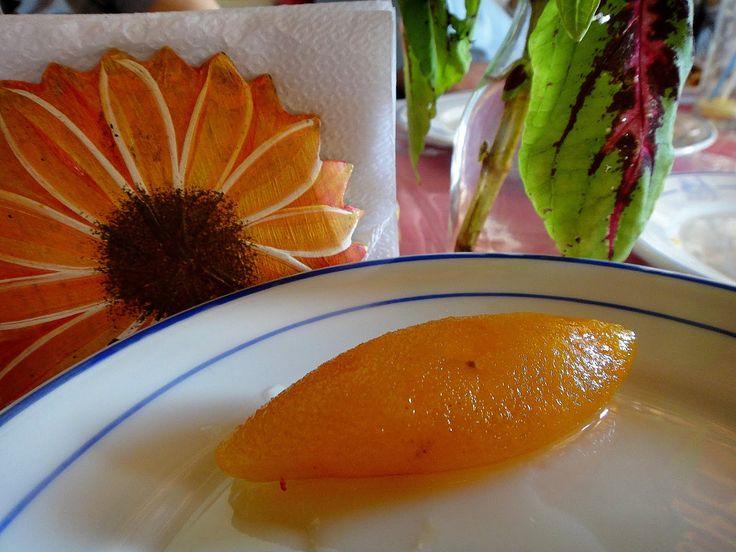 come-se: Compota de limão cravo do Ocílio