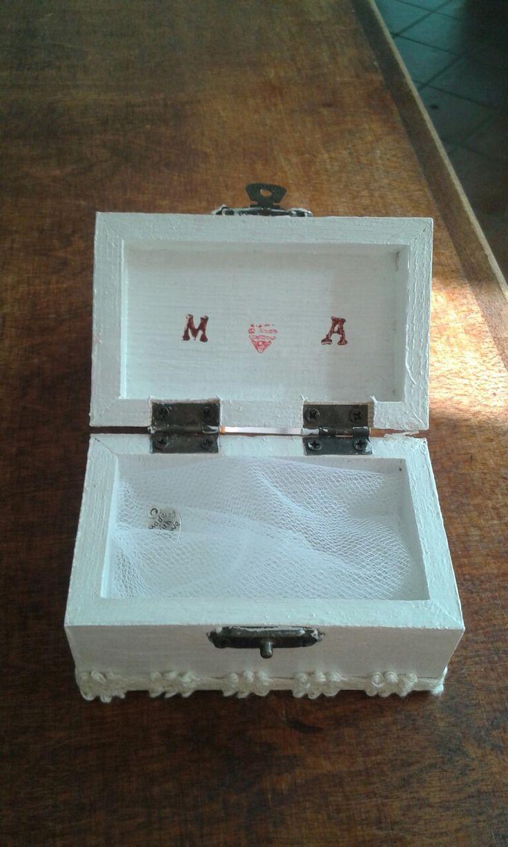 Wedding memory box pt. 2