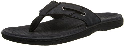 awesome Sperry Top-Sider Men's Baitfish Thong Sandal