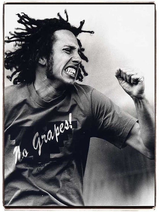 Zack De La Rocha - Rage Against The Machine