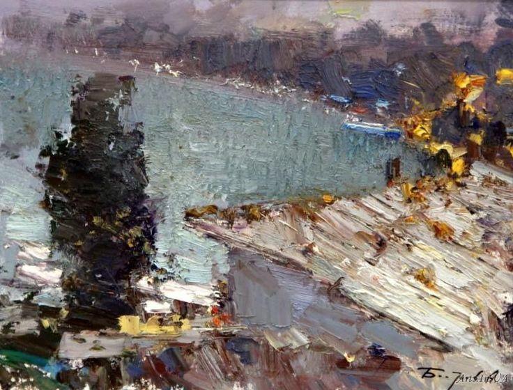 Через крыши к морю - Бобров Александр