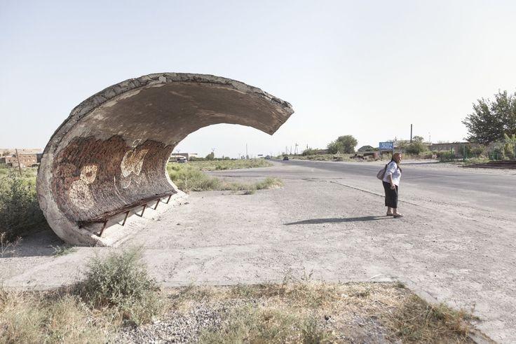 Bushokjes als ruimteschepen in de voormalige Sovjet-Unie - NRC