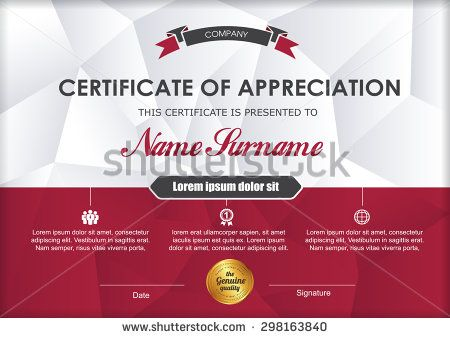 11 best 奖状 images on Pinterest Certificate of merit, Certificate - fresh gartner certificate templates