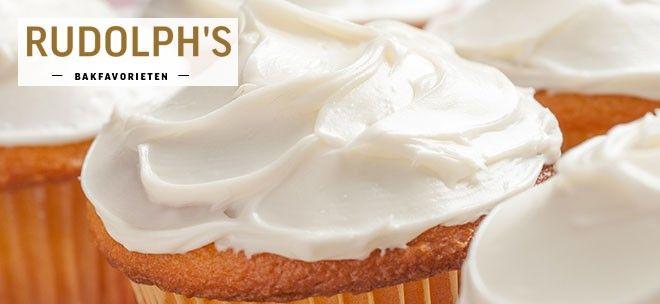 Rudolph's favoriete cupcakerecepten | 24Kitchen