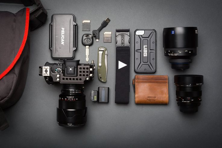 Hey EDC Crew, I am a professional photographer. This is an excellent, compact EDC for simple assignments and street photography. When I do not want to hustle around two 50 pound Pelican cases, I bring this compact EDC to complete my photography assignments. I actually carry this setup about 100 days a year. Its that good!