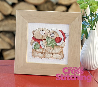 Forever Friends Warm Heart The World of Cross Stitching Issue 197 December 2012 Saved