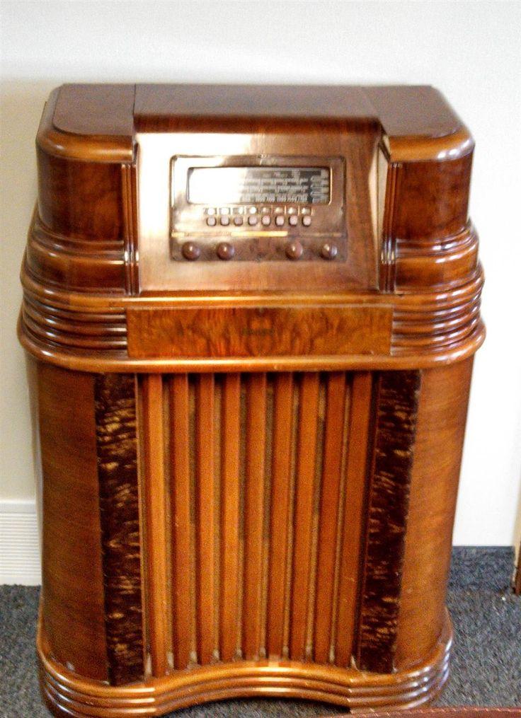 The 25+ best Antique radio ideas on Pinterest | Radios ...