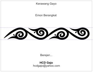 29 best collecting patterns aceh gayo images on pinterest