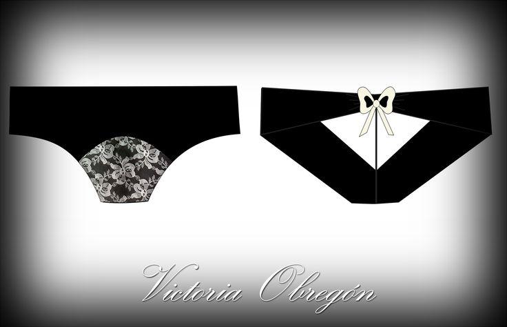 Victoria obregon -http://www.victoriaobregon.com/ #lingerie #underwear