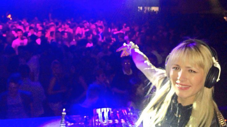 DjSet Giulia Regain Party c/o Palavibi Piamborno (Bs) Giulia Regain, dj producer italiana e testimonial Pioneer fa ballare la provincia di Brescia sabato 1 febbraio 2014.