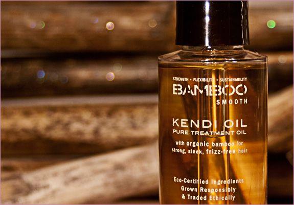 #Alterna Bamboo Smooth Kendi Oil olejek do włosów