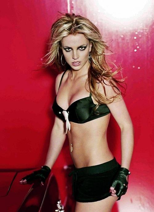 Sexy Fotos von Britney Spears