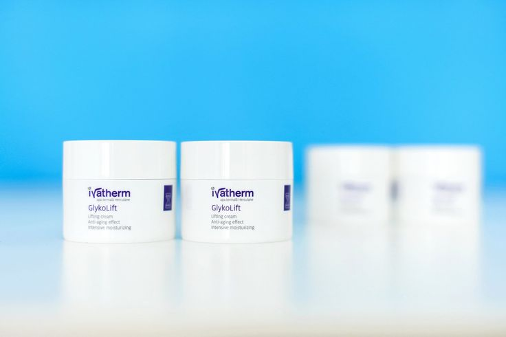 #GlykoLift restores the skin's micro-relief, reducing wrinkles, and improving the texture of #mature and #fragile #skin.  #IVATHERM