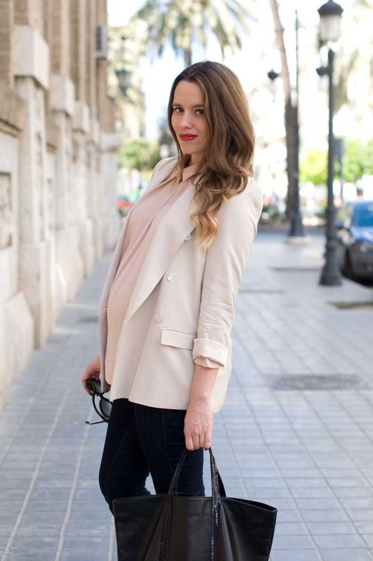 Chic Maternity Style