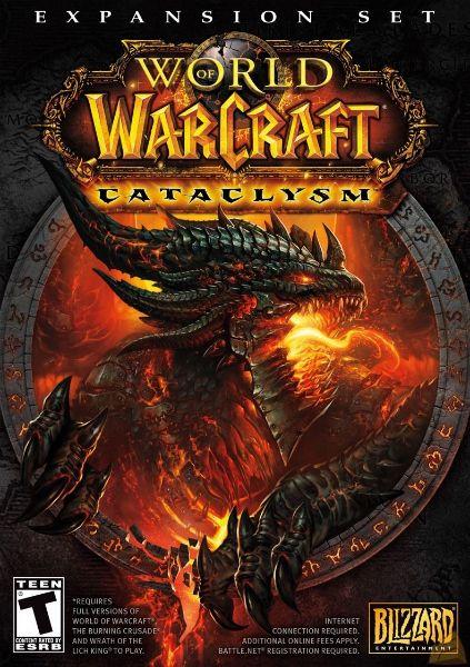 World of Warcraft - Cataclysm - 2010 | Community Post: The Evolution Of Warcraft - (1994 - Present)