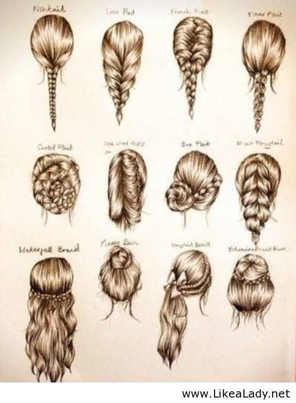 Hair dos id love to try