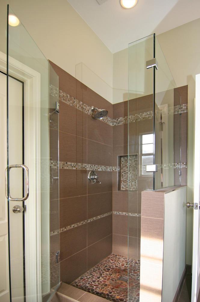 24 best Clear Glass Enclosure & Doors Bathroom Remodels images on ...