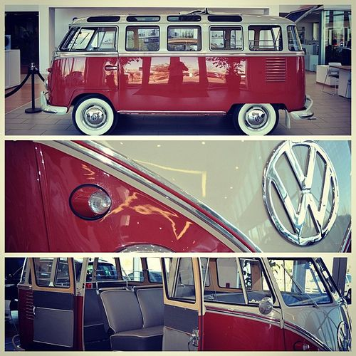 All sizes | Look who has come to stay with us! #vw #bus | Flickr - Photo Sharing!