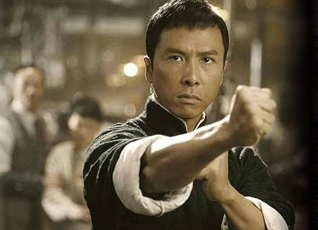 Donnie Yen as iP Man (1 & 2)- simply incredible