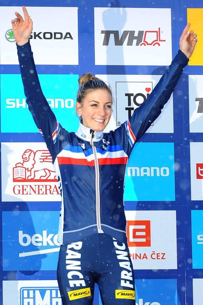 Pauline Ferrand Prevot (France)