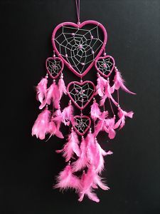 7. Valentine's Day Diy - Heart Shaped Dream Catcher #ValenTwiceDay