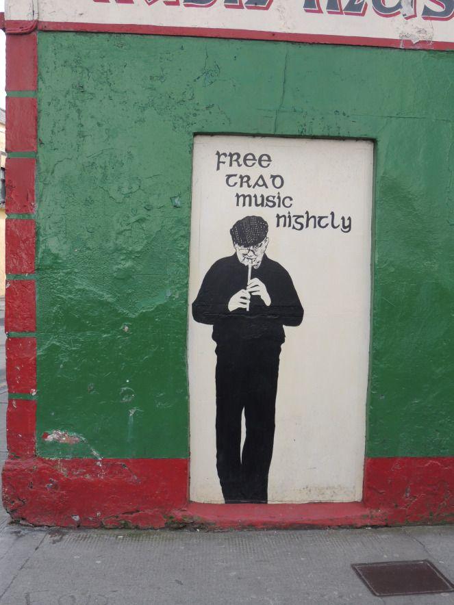 fresque Galway