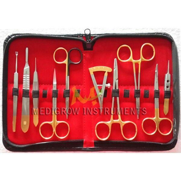 Blepharoplasty instruments set