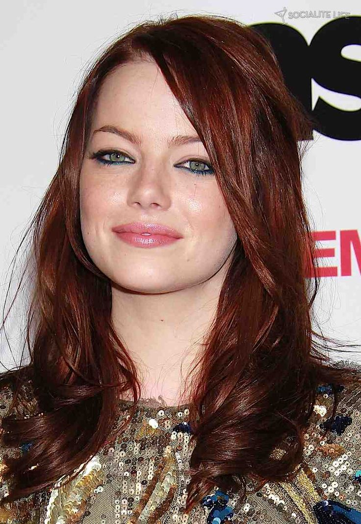 how to make natural red hair redder