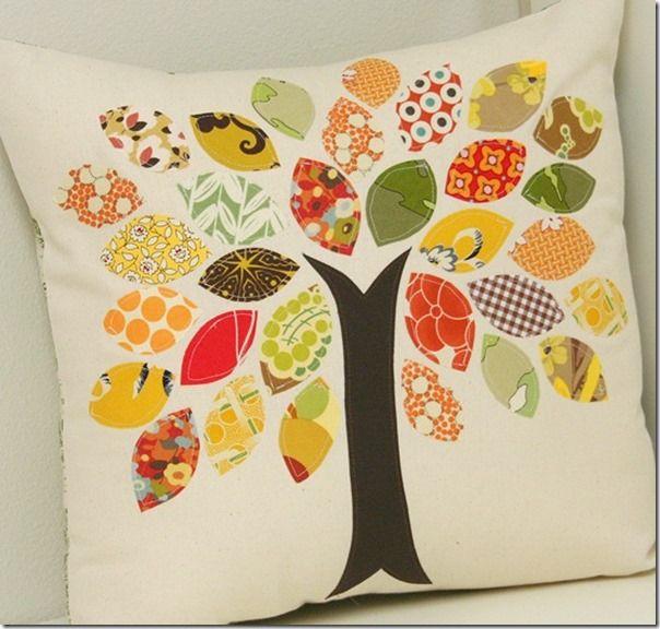 Setting for Four: The Best, Easy DIY Pillows for Autumn – Home Decor Ideas
