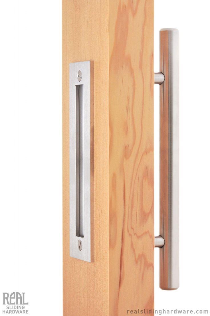 swiss rod flush pull set details pinterest hardware. Black Bedroom Furniture Sets. Home Design Ideas