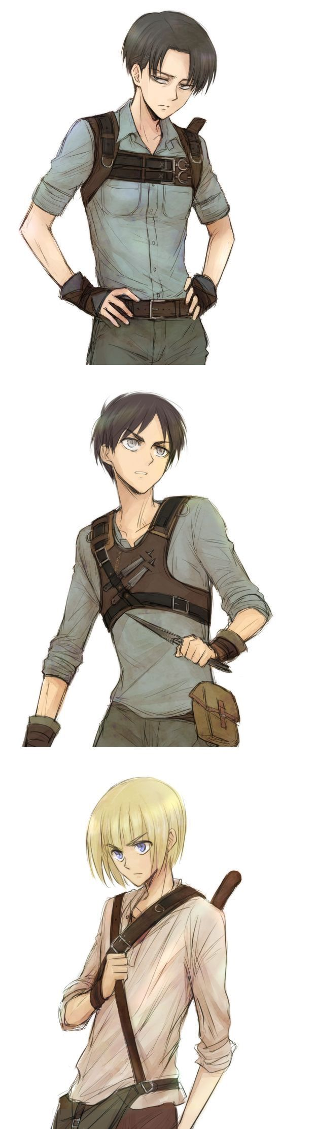 295 best images about attack on titan on pinterest