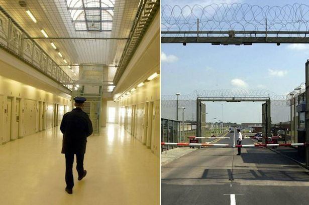 Female prison officer bound to chair and hooded by inmates at one of UK's most dangerous jails #female #prison #officer #bound #chair…