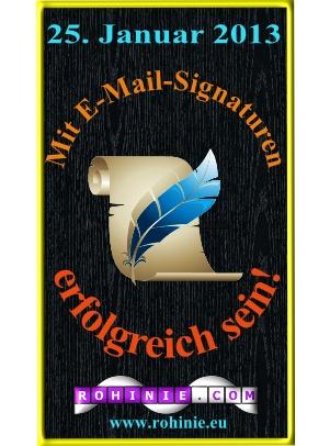 #marketing Eine besondere Idee: Marketing-Erfolg mit Ihren #E-Mail-Signaturen --  http://www.rohinie.eu/e-mail-signaturen/