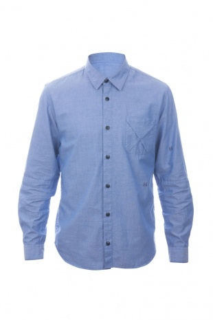Foldy Pocket Shirt - Folk