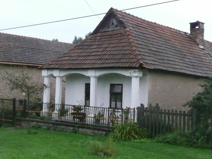 Szép régi ház Bódvarákón