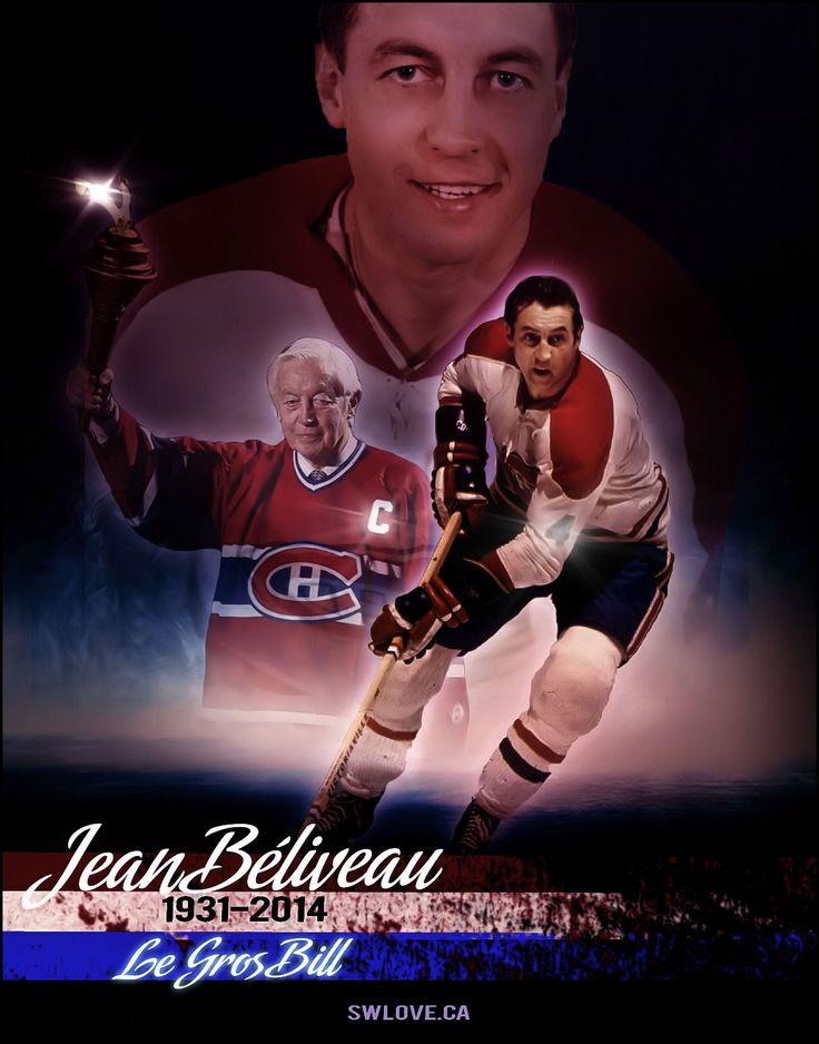 #4;Jean Béliveau