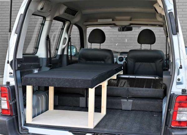 Citroen Berlingo Solo Camper Van Conversion Module Camper Van