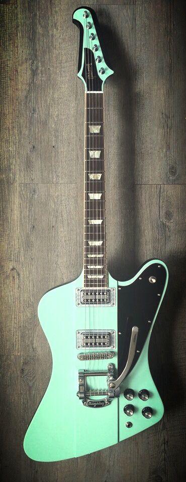 Gibson Firebird Custom by Cosmik Guitare