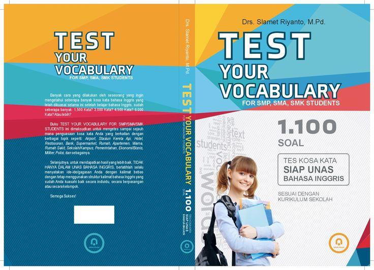 cover TEST YOUR VOCABULARY_15,5 x 23cm  #pustaka pelajar #digiart-jogja