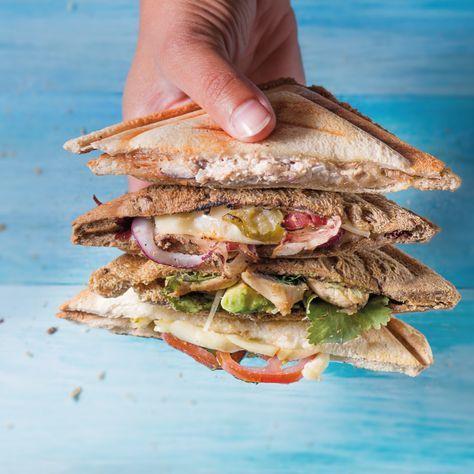 4 heiß begehrte Sandwich-Rezepte für den Sandwich-Maker_2016KW41_Sandwich_Insta_fb