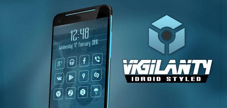 Jueves 25 de Febrero 2016.Por:Yomar Gonzalez| AndroidfastApk  Vigilanty - iDroid Icon Pack v1.1 Requisitos: 4.0.3 Descripción general: NO versión independiente  Bienvenido! a Vigilanty - iDroid labró Icon Pack! Los iconos y fondos de pantalla están inspirados en la serie de juegos de MGS y el dispositivo de Metal Gear iDroid. CARACTERISTICAS  1750 192x192 iconos resolución  5 fondos de pantalla de alta definición  Sección de iconos basados en la Categoría  herramienta de solicitud Icono…