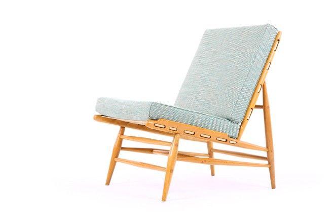 Ercol 427 Easy Chair - Mr. Bigglesworthy Designer Vintage Furniture Gallery