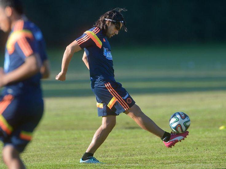 Falcao se pone a punto a la espera del milagro de jugar el Mundial