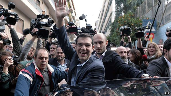 Across Europe, Syriza's victory was welcomed (and deplored) as a blow to austerity