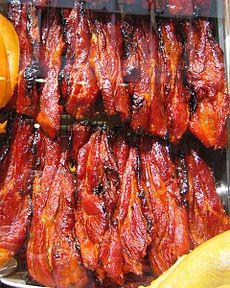 Char siu - chinese barbecued pork