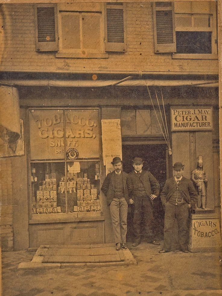 Vintage Store Front Photo
